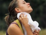Does how much you sweat determine your fitness level?