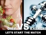 Diet or exercise? Which is REALLY better for weight loss?